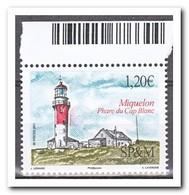St. Pierre & Miquelon 2017, Postfris MNH, Lighthouses - St.Pierre & Miquelon