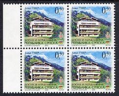 BOSNIAN SERB REPUBLIC 2005 Definitive 0.50 Block Of 4 MNH / **.  Michel 354 - Bosnia And Herzegovina