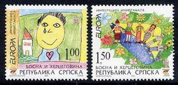 BOSNIAN SERB REPUBLIC 2006 Europa: Integration MNH / **.  Michel 366-67 - Bosnia And Herzegovina
