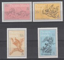 PITCAIRN  ISLANDS 1982 - NATALE CHRISMAS NUOVI - Francobolli
