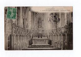 Saint Hilaire Du Harcouet Interieur De L'Eglise - Saint Hilaire Du Harcouet