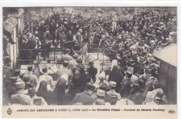 Paris - Arrivée Des Américains à Paris (4 Juillet 1917) - Au Cimetière Picpus - Discours Du Général Pershing - Other