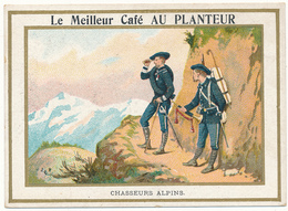 Le Meilleur Café AU PLANTEUR - Chasseurs Alpins - Tea & Coffee Manufacturers