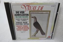 "CD ""Vivaldi"" Die Vier Jahreszeiten / The Four Seasons - Klassik"