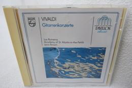 "CD ""Vivaldi"" Gitarrenkonzerte - Classical"
