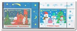 Wit Rusland 2017, Postfris MNH, Christmas - Wit-Rusland
