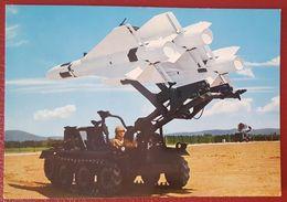 MISSILI HAWK - Esercito Italiano - Missile Lenkflugkörper Vg - Materiale