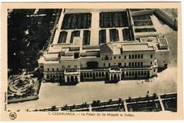 Maroc Casablanca, Le Palais De Sa Majesté Le Sultan (pk41892) - Casablanca