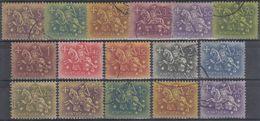 PORTUGAL 1953/56 Nº 774/88 USADO - 1853 : D.Maria