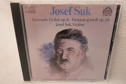 """CD """"Josef Suk"""" Streicherserenade, Fantasie - Klassik"""