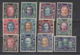 Lituanie _ Reconnaisance Du Pays Par La Societé Des Nations (1922  ) Série N°117/127 - Lithuania
