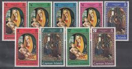 CAYMAN 1969  - NATALE CHRISMAS LINGUELLATI - Cayman (Isole)