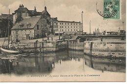 14    Honfleur   Le Vieux Bassin - Honfleur