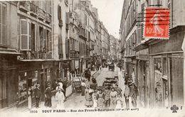 PARIS (SERIE TOUT PARIS)  RUE DES FRANCS-BOURGEOIS - District 03