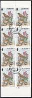 ALDERNEY   Michel  101/101 BOOKLET  Very Fine Used - Alderney