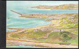 ALDERNEY   Michel  PRESTIGE BOOKLET 2 Very Fine Used - Alderney