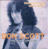 AC DC Bon Scott 45t Vinyle Round And Round / Sooky Sooky - Hard Rock & Metal
