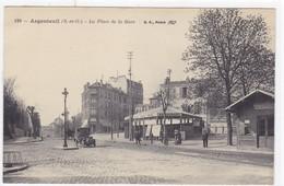 Val-d'Oise - Argenteuil - La Place De La Gare - Argenteuil
