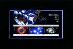 AUSTRALIA - 1992 INTERNATIONAL SPACE YEAR MS OVPT COLUMBIAN STAMP EXPO  MINT NH - Blocchi & Foglietti