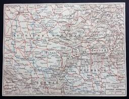 Carte De Franchise Militaire Double Hatier CARTE DU FRONT HONGRIE ET ROUMANIE Neuve - Marcophilie (Lettres)