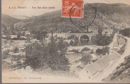 Menat- Vue Des Deux Ponts - Otros Municipios