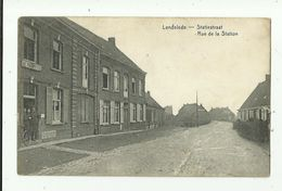 Lendelede   *  Statiestraat  -  Rue De La Station - Lendelede