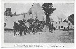 MOULAND (3790) Mouland Détruit - Voeren