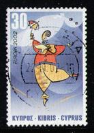 CYPRUS 2002 - From Set Used - Cyprus (Republiek)