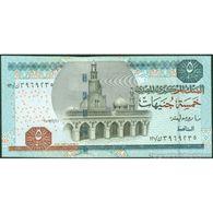 TWN - EGYPT 63d - 5 Pounds 21.2.2007 UNC - Egitto