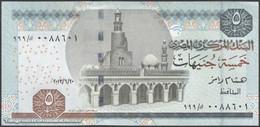 TWN - EGYPT 63d2 - 5 Pounds 20.6.2013 UNC - Egipto