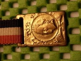 Medaille - Medaille - Medaille - Wilhelmina 1898 - 1948 - Berühmte Personen