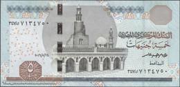 TWN - EGYPT 71b2 - 5 Pounds 24.5.2016 UNC - Egipto