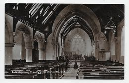 Northwood - Interior Holy Trinity Church - W.H.A 1580 - London Suburbs