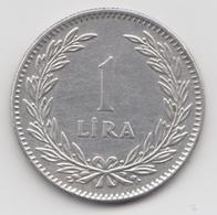 @Y@  Turkije  1  Lira   1948  Pr.   (2697) - Turquie