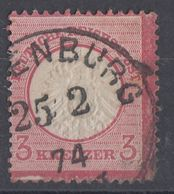 DR Minr.25 Plf.XVI Gestempelt - Deutschland