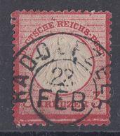 DR Minr.9 Plf.VIIIa Gestempelt - Deutschland