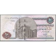 TWN - EGYPT 64e - 10 Pounds 18.5.2014 AU/UNC - Egitto