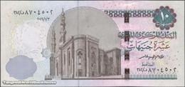 TWN - EGYPT 71b - 10 Pounds 3.1.2016 UNC - Egitto
