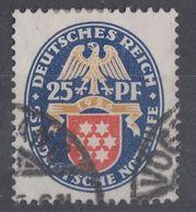 DR Minr.400 Gestempelt - Deutschland