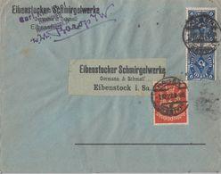 DR Brief Mif Minr.218,2x 228 Hagen 1.12.22 - Deutschland