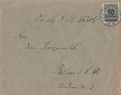 DR Brief EF Minr.336A Stettin 17.11.23 - Deutschland