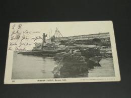 Cuba 1904 Picture Postcard To Germany Corner Folds *8776 - Cuba
