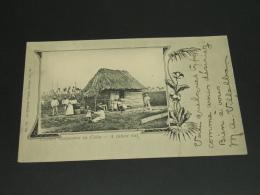 Cuba 1908 Picture Postcard To France Fold *8843 - Cuba