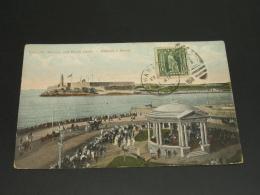 Cuba 1909 Havana Picture Postcard To France *8840 - Cuba