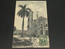 Cuba 1913 Cardenas Picture Postcard To Hungary *8880 - Cuba