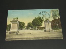 Cuba 1914 Havana Picture Postcard To Austria *8820 - Cuba