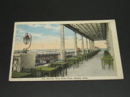 Cuba 1927 Havana Picture Postcard To Austria *8824 - Cuba