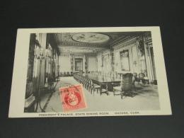 Cuba 1927 Havana Picture Postcard To Estonia *8865 - Cuba