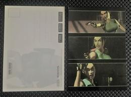 TOMB RAIDER - Postcards