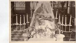 Post Mortem - FOTO KAART JONGEN OP STERFBED - Photos